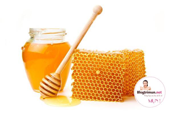 Cách trị mụn từ thiên nhiên bằng mật ong