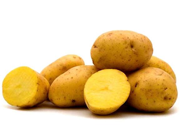 Cách trị mụn bọc tại nhà bằng khoai tây