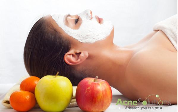 Mặt nạ trị mụn hiệu quả từ táo