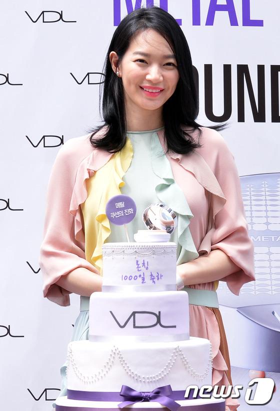 Shin Min Ah vẫn tươi trẻ ở tuổi 31