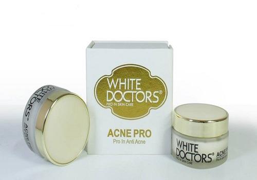Kem trị mụn giá rẻ White Doctor Acne Pro