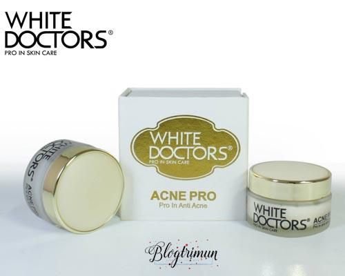 Kem trị mụn tận gốc White Doctor Acne Pro