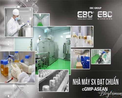 Nơi sản xuất kem trị mụn tận gốc White Doctor